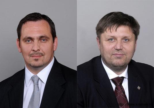 Mengyi Roland borsodi és Gelencsér Attila somogyi elnök is ott volt